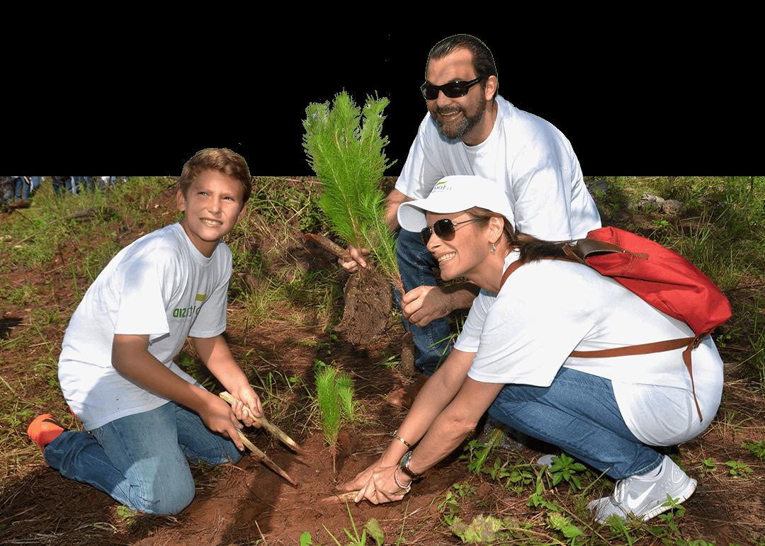 ReforestaSID La Vega Nov. 2014