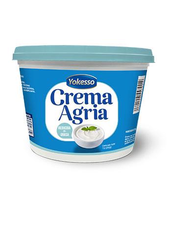 Crema Agria Yokesso