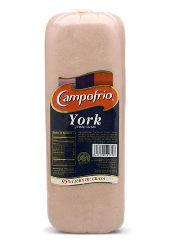Jamón York Campofrío