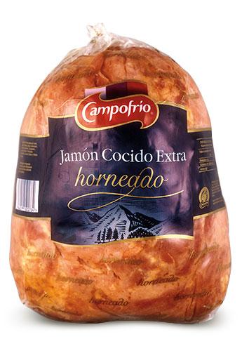 Jamón cocido extra horneado - Campofrío