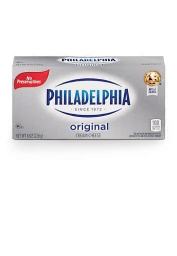 Philadelphia Brick-Plain 8oz