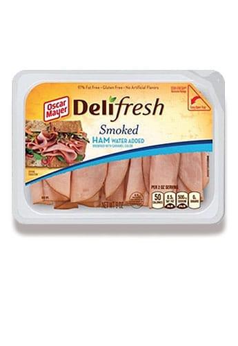 Oscar Mayer Deli Fresh Smoked Ham