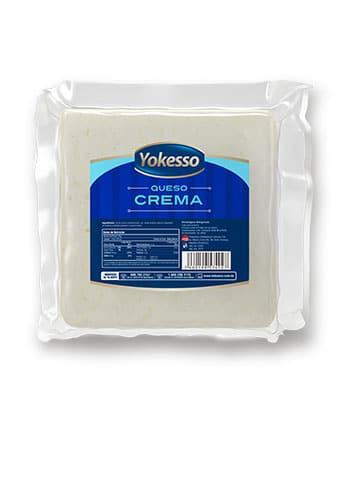 Queso Crema Yokesso 1lb