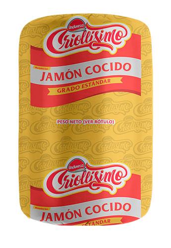 Jamón Cocido Criollisimo 2lb