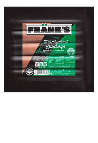 Salchichas Frank's Frankwurst 5/1