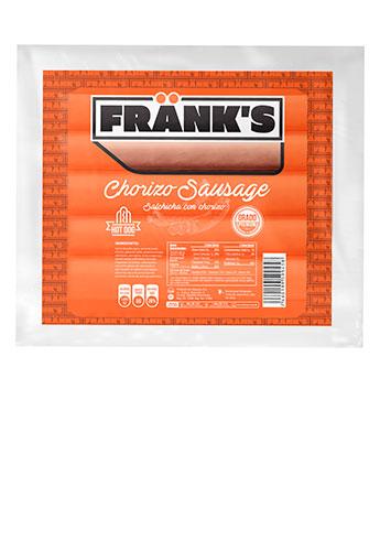 Salchichas-Franks-con-Chorizo