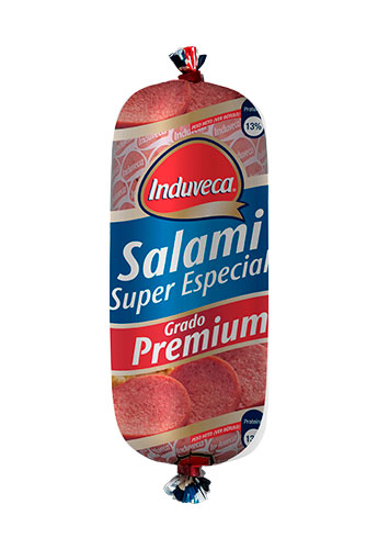 Salami Super Especial Induveca 1lb